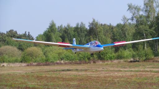08  Afronden net voor de landing
