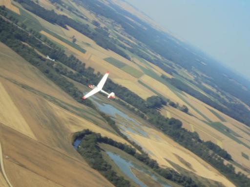 04  Thermieken boven de Franse graanvelden