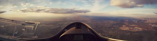 43  EBZW cockpit panorama