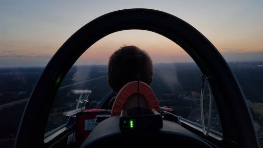 036  Zen moment bij sunrise