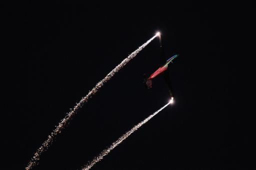 18  Orchestral aerobatics in the dark