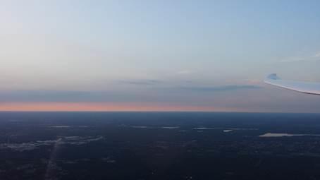 05  Late evening final glide