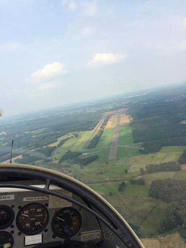 46  Final approach, Zoersel