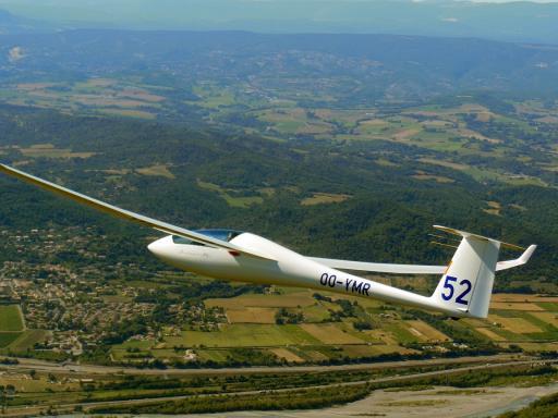 06  Final glide boven La Durance