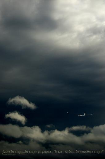J aime les nuages
