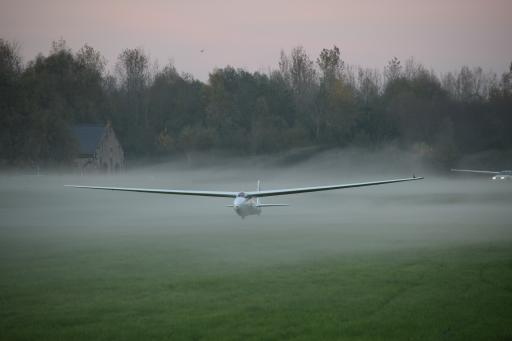 36  Into the mist