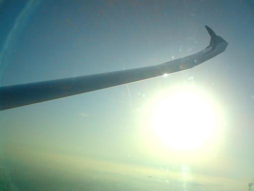 15  In flight love