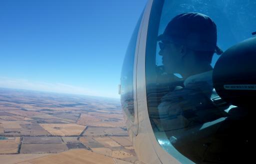 60  Gliding in Heaven