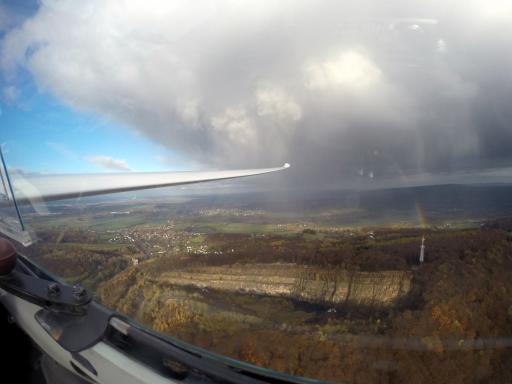 90  Rainy ridge ride