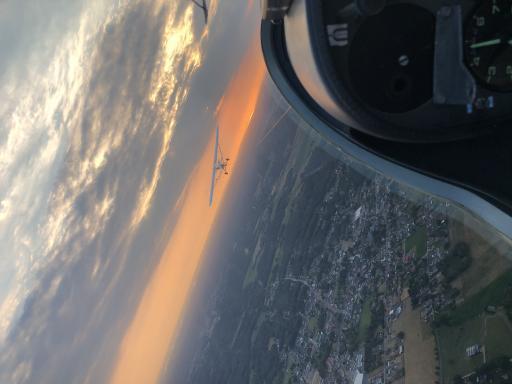 005  Last flight of thr day