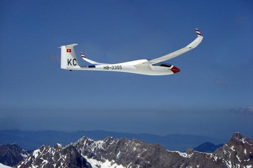 57  KC boven de Arlbergpas