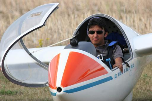 107  First solo